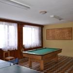 Biliardový a pinpongový stôl
