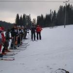 Malý lyžiarský vlek 400 m