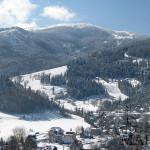Ski centrum Korbielow (15km)